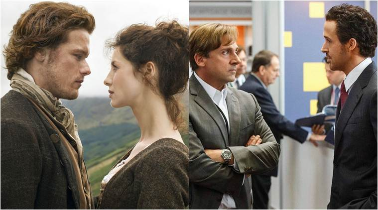 Outlander to The Big Short: 8 book-to-screen adaptations you need to