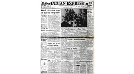 January 10, 1978, Forty Years Ago; Indo-Pak Diplomacy