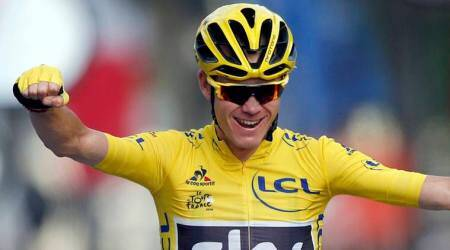 Chris Froome cleared of doping by UCI ahead of Tour de France