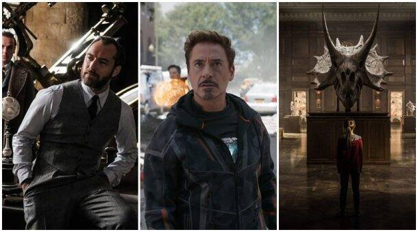 Hollywood films in 2018: Avengers Infinity War, Deadpool 2, Jurassic World Fallen Kingdom and more