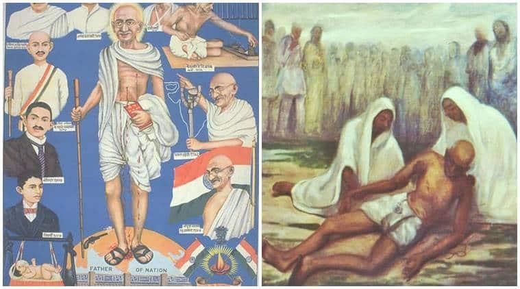 Mahatma Gandhi, Gandhi, Gandhi death anniversary, January 30, 70th death anniversary of Gandhi, Nathuram Godse, Gandhi news, India news, Indian Express