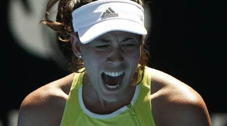 Australian Open 2018: Garbine Muguruza outfoxed by Hsieh Su-wei in second-round defeat