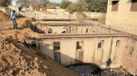 Will history be buried for a road? A Gurgaon villagewaits