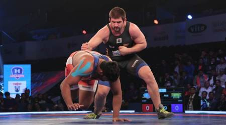 Geno Petriashvili, a wrestler fighting ghosts of the past harbours Olympic dream