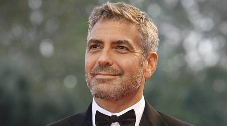George Clooney to narrate Shimon Peres documentary