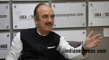 PDP-BJP alliance was a 'Himalayan blunder', suffering of Kashmiri people will now end: Ghulam Nabi Azad