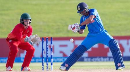 ICC U-19 World Cup: India top group after spinners, openers finish Zimbabwe in style