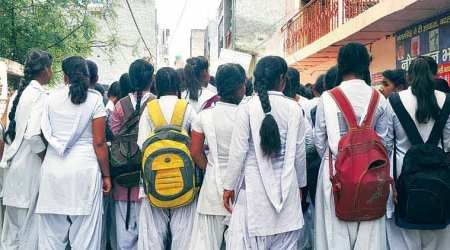 ASER report 2017: In villages, as they grow up, more girls drop out ofschool