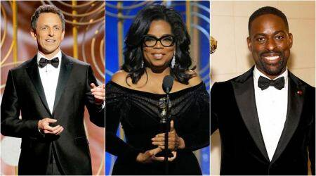 Golden Globe Awards 2018: Seth Meyers, Sterling K Brown and others who delivered the best acceptance speeches of the night