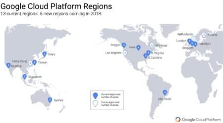 Google Cloud Platform network, cloud services, Google Cloud infrastructure, undersea cables, global data traffic, G Suite, Machine Learning Engine, Spanner, BigQuery, cloud connectivity