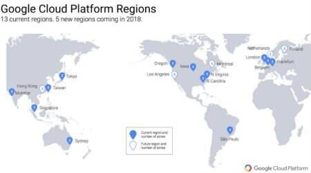 Google Cloud to expand infrastructure with new regions, submarinecables