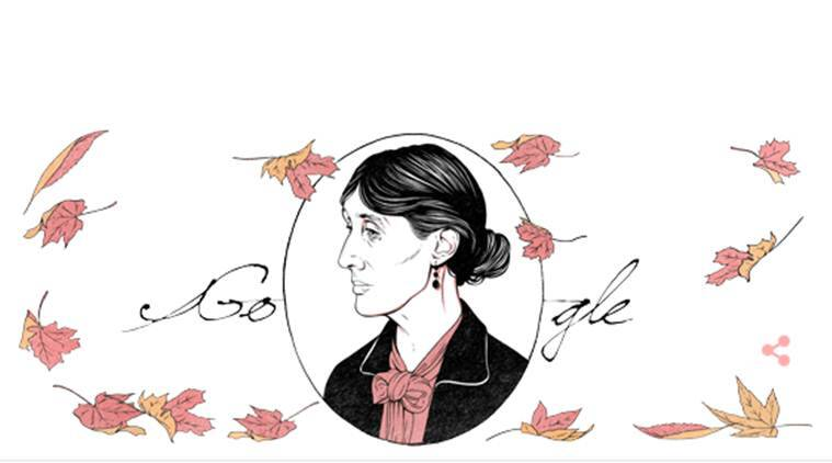 Google commemorates Modern period novelist Virginia Woolf's 136th birthday