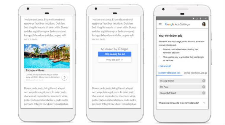 Google will let you better mute annoying mobile, online ads