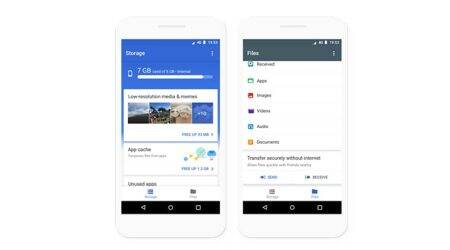 Google Files Go app: How to delete WhatsApp 'Good morning' messages and more