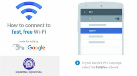 Indian Railways to equip all 8,500 stations withWi-Fi