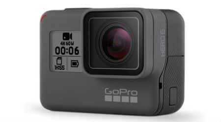 GoPro Hero6 Black, Hero5, Hero5 Session pricesslashed