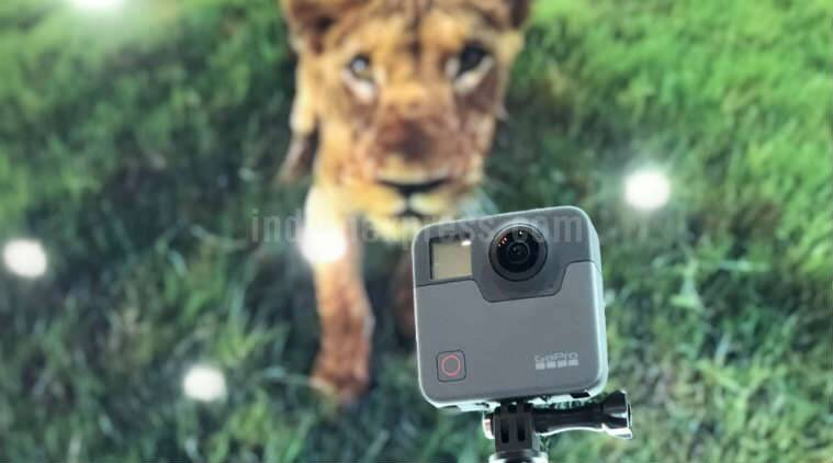 GoPro, GoPro Cameras, GoPro Fusion, CES 2018, Consumer Electronics Show, CES GoPro, GoPro Fusion camera