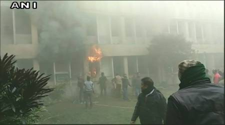 Major fire breaks out at Gorakhpur's Baba Raghav Das Medical College