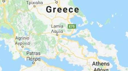 Earthquake rattles Greece, felt in Athens