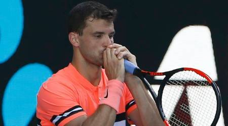 Australian Open: Grigor Dimitrov learning to manage theoff-days