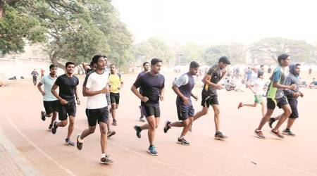Pune: Overcrowding at Sanas ground hits budding athletes