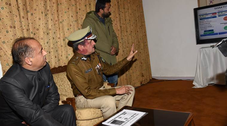 Hindi Current Affairs,Hindi Current Affairs 29th January 2018,Current Affairs 29th January 2018 Image result for Himachal Chief Minister Launches 'Shakti' App For Women's Safety