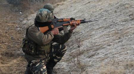 Jammu-Kashmir: Two cops killed in gunfight with militants at Pulwama district