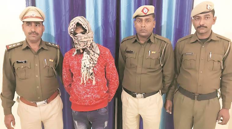 Woman alleges of gangrape in moving vehicle, one arrested