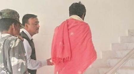 Minor domestic help 'tortured' by employer: To meet battered daughter, a father's long journey fromJharkhand