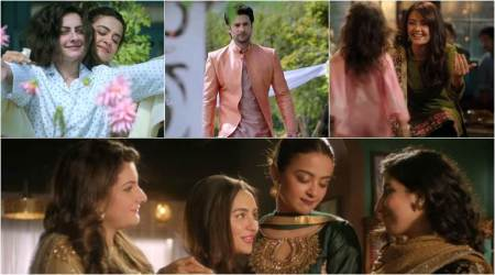 Haq Se trailer: Rajeev Khandelwal, Surveen Chawla starrer is more than just a love story set in Kashmir