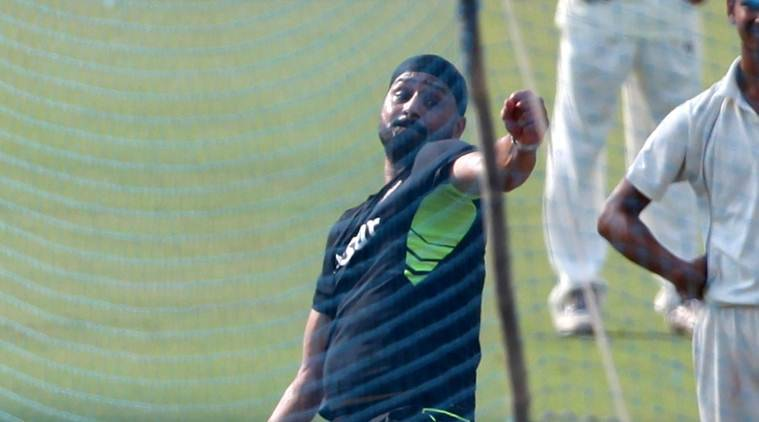 Harbhajan Singh, Harbhajan Singh India, India Harbhajan Singh, Harbhajan Singh bowling, Harbhajan Singh news, sports news, cricket, Indian Express