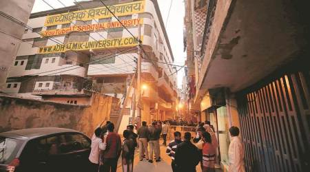 North MCD demolishes part of Rohini ashram from 40 girls were resecued inDecember