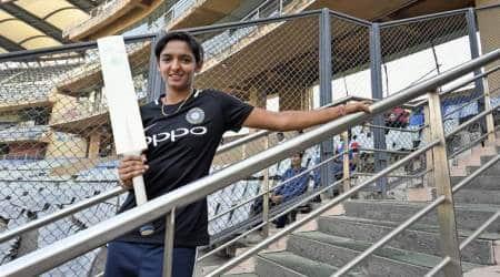 Harmanpreet Kaur to lead Indian Women in T20 series in SouthAfrica