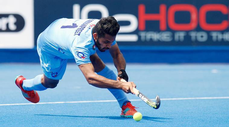 India is focussed on retaining Asian title: Harmanpreet Singh