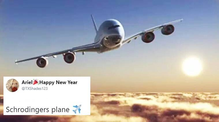 Time travel? Flight takes off in 2018, lands in 2017