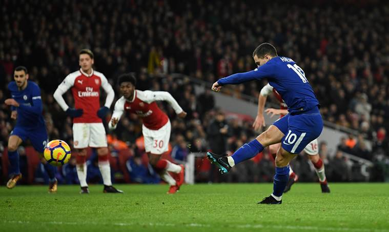 Arsene wenger furious about farcical chelsea penalty for Farcical hindi