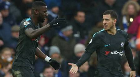 Eden Hazard brace helps Chelsea beat Brighton 4-0