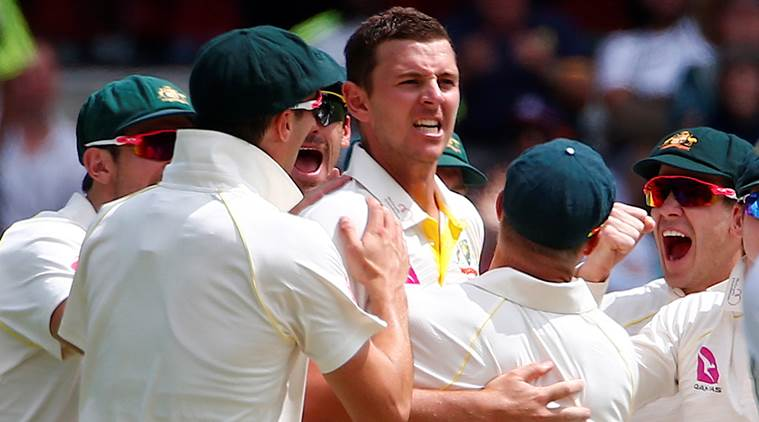 Australia are playing 5th Test against England at Sydney.
