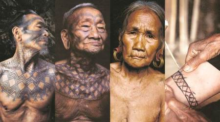 Nagaland head hunters, head hunters, naga head hunters, Konyak tribe, lifestyle news, indian express, indian express news