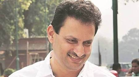 Union Minister of Skill Development and Entrepreneurship Anant Kumar Hegde. (File)