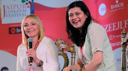 Jaipur Literature Festival: Helen Fielding on creating Bridget Jones, chick lit and number one dating advice