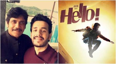 Nagarjuna happy with response to son Akhil Akkineni's Hello