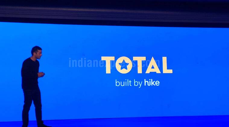 Hike Total What is Hike Total Hike Total feature Hike use without Internet Total internet data free feature Hike Internet free feature Kavin Mittal