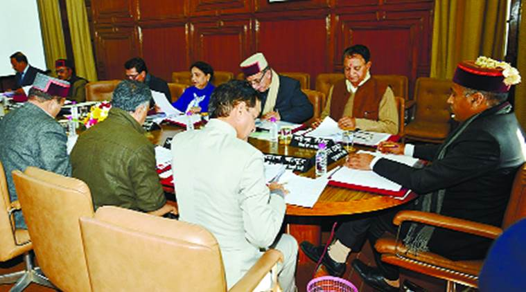 himachal pradesh administrative reshuffle, indian express, officers trasferred by himachal government, HPAS