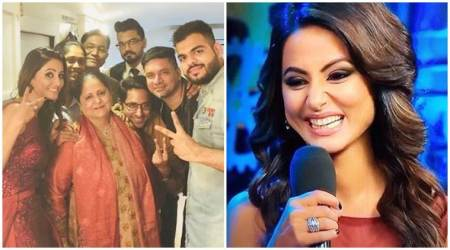 Hina Khan wins hearts and her first photo post Bigg Boss 11 finale is proof