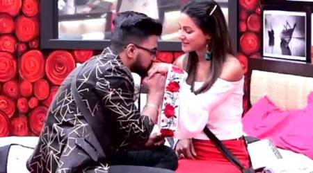 Bigg Boss 11 runner-up Hina Khan on bond with boyfriend Rocky Jaiswal: Glad it's finally out in public