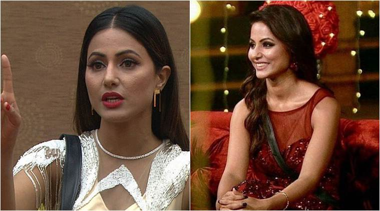 Bigg Boss 11 contestant Hina Khan gets emotional about the reality show