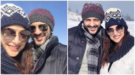 Post Bigg Boss 11, Hiten Tejwani is vacationing with wife Gauri and their photos are giving us couple goals