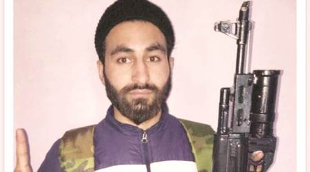 Kashmir research scholar 'joins Hizbul', family says lost contact after newyear