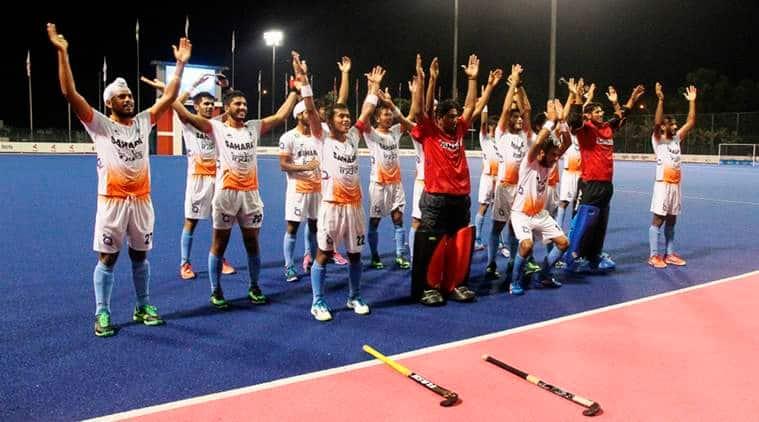 Hockey India, Hockey India news, Hockey India updates, junior men's national camp, sports news, hockey, Indian Express